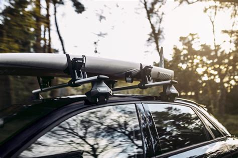 Thule Evo 7105 Clamp Mount   Roof Carrier Systems