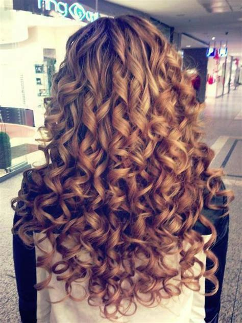 Blonde Ringlet Curls | Hairstyles How To