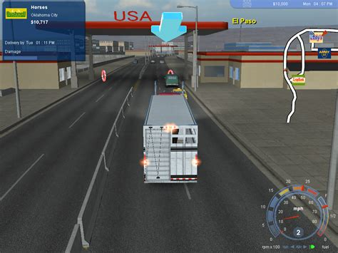 18 Wheels of Steel: Pedal to the Metal (Windows) - My