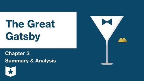 The Great Gatsby | Chapter 3 Summary & Analysis | F