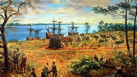 Jamestown Settlers Were Cannibals and More Reasons the